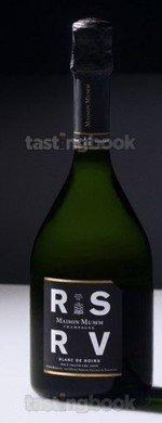 Sparkling wine, RSRV Blanc de Noirs 2008