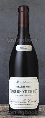 Red wine, Clos de Vougeot 2009